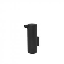 Wand zeepdispenser zwart