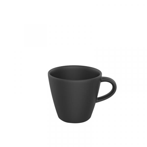 Koffiekop zwart