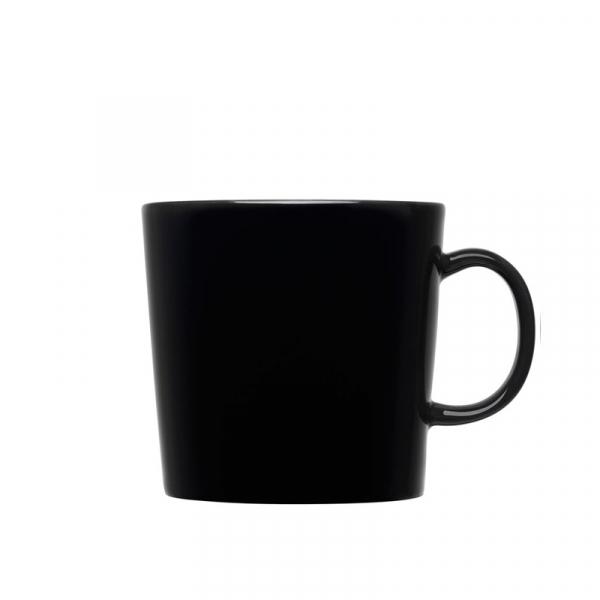 Beker 0,4l zwart