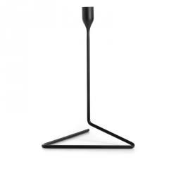 Kaarsenstandaard 26 cm zwart