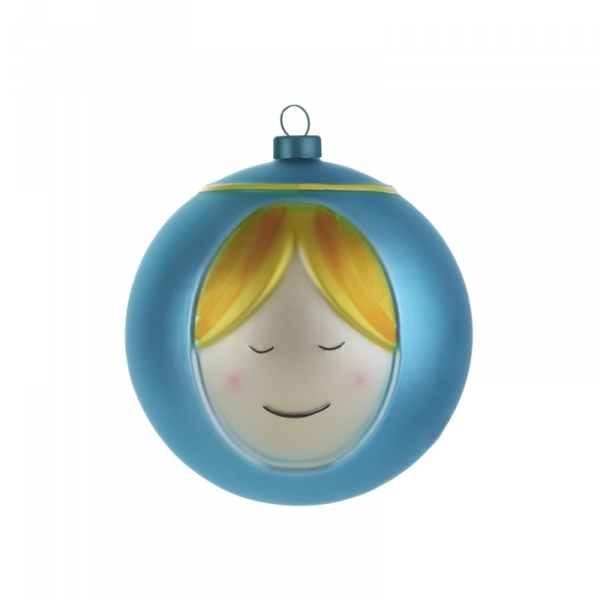 Kerstbal Madonna