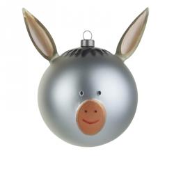 Kerstbal Asinello