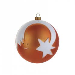 Kerstbal Stella Cometa