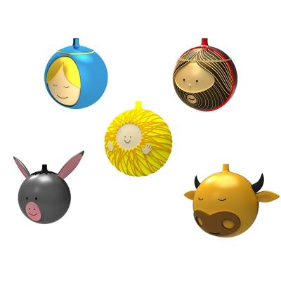 Kerstballen s-5