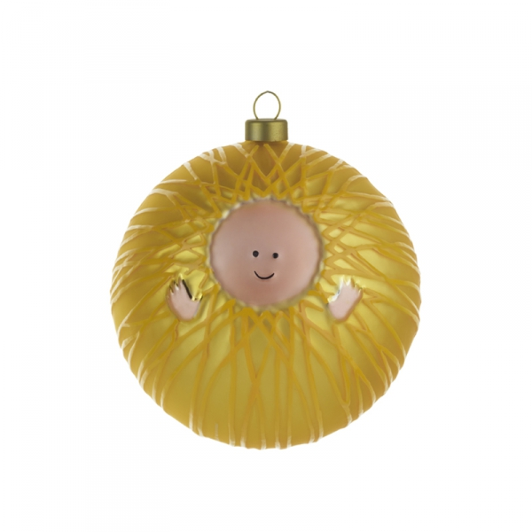 Kerstbal Gesu Bambino