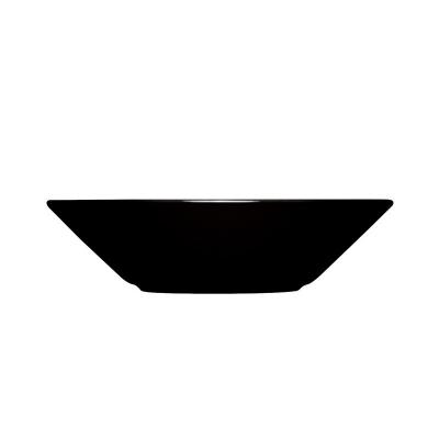 Iittala Teema, Diep bord 21cm zwart