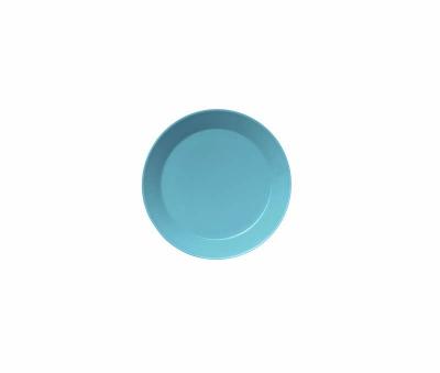 Iittala Teema, Gebaksbordje 17cm lichtblauw