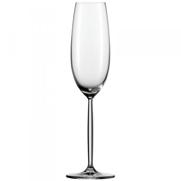 Champagneglas 7 0,21 l, per 2