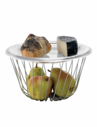 Deksel/Bord voor fruitmand