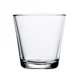 Waterglas 0,21 l Clear, per 2