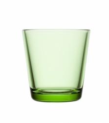 Waterglas 0,21 l appelgroen, per 2
