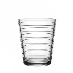 Waterglas 0,22 l Clear, per 2
