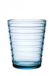Waterglas 0,22 l Lichtblauw, per 2