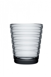 Waterglas 0,22 l Grey, per 2