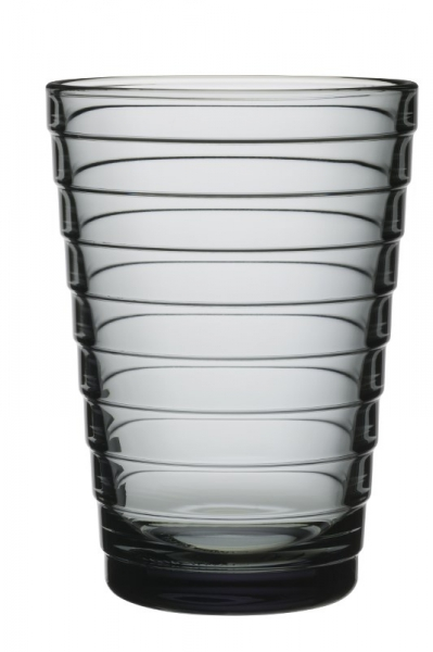 Waterglas 0,33 l Grey, per 2