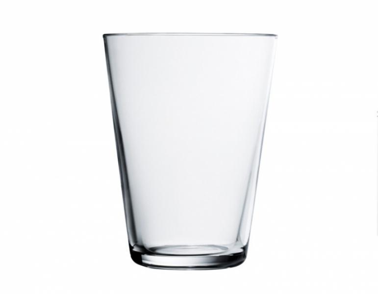 Waterglas 0,40 l Clear, per 2