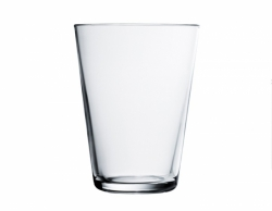 Waterglas 0,40 l Clear, per 2