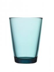 Waterglas 0,40 l Zeeblauw, per 2