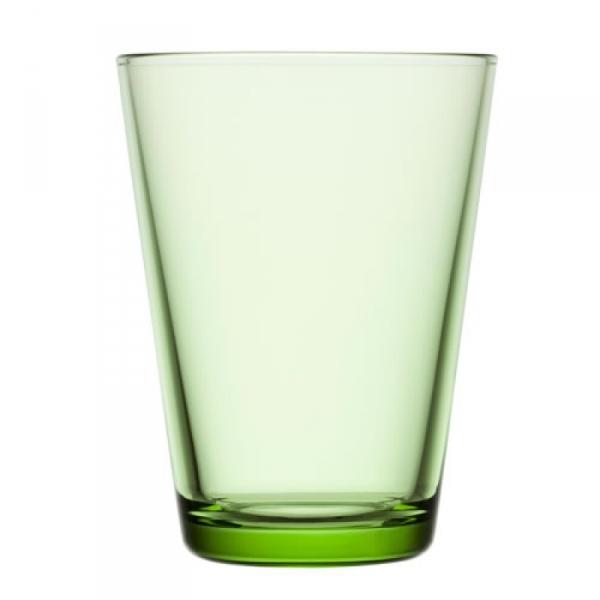 Waterglas 0,40 l Appelgroen, per 2