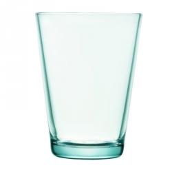 Waterglas 0,40 l Watergroen, per 2