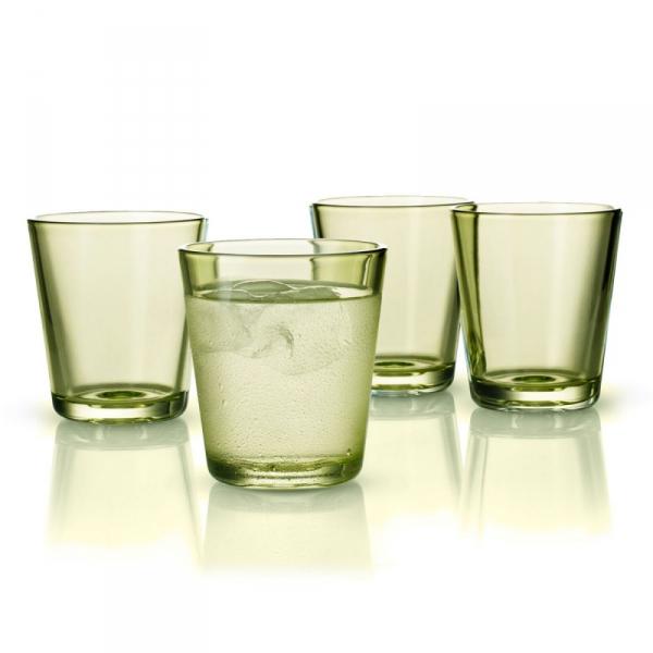 Glazen 25 cl, per 4
