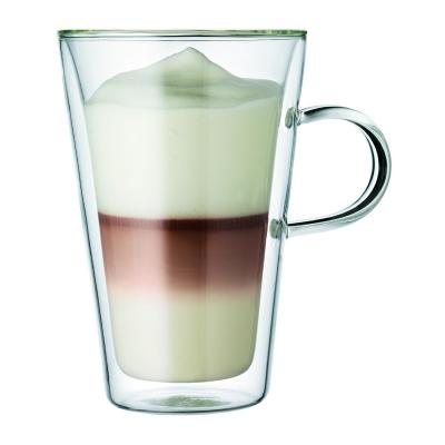 Bodum Canteen Dubbelwandig Glas Set van 2 0,4 L
