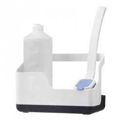 Houder t.b.v. afwasborstel, zeepdispenser