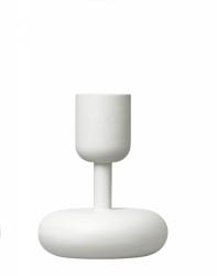 Kaarsenstandaard 10,7 cm wit