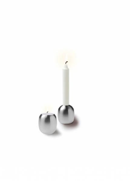 Kandelaar/Waxinelichthouder 6 cm