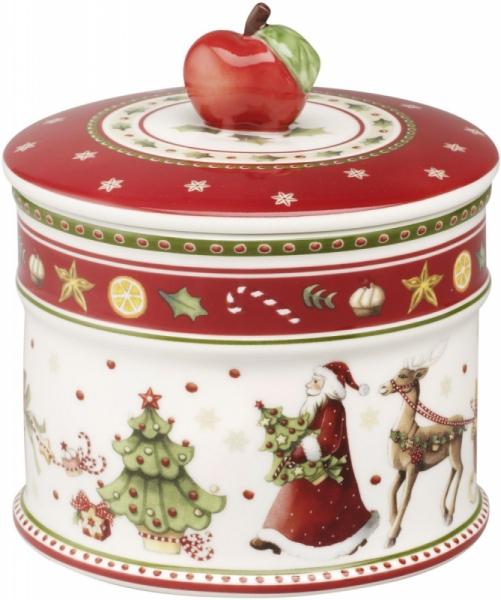 Koekjespot Kerst klein