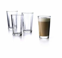 Koffieglazen 37 cl, per 4
