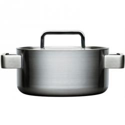 Kookpan met deksel 3 l