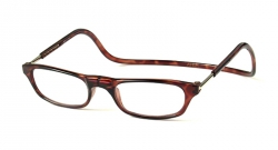 Leesbril bruin +1.5