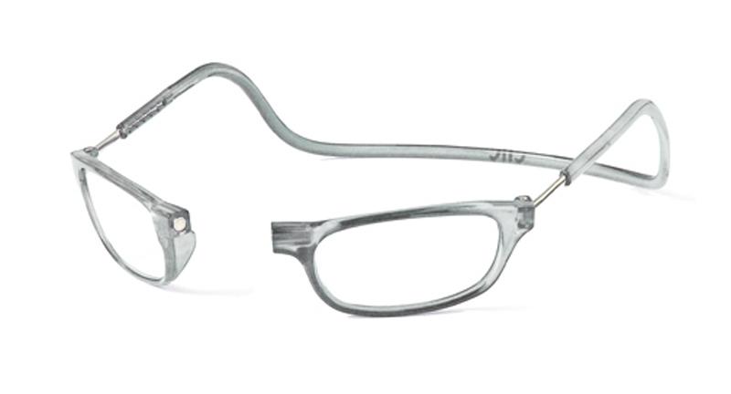 Leesbril transparant +1.5