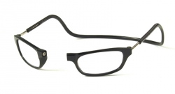 Leesbril zwart +2.0