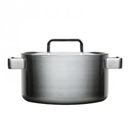 Pan met deksel 5 l