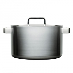 Pan met deksel 8 l