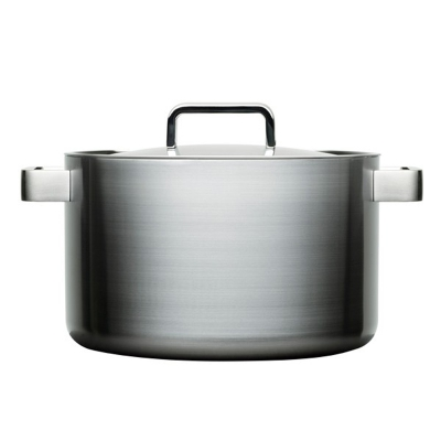 Iittala Tools, Kookpan met deksel 8,00ltr