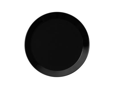 Iittala Teema, Gebaksbordje 17cm zwart