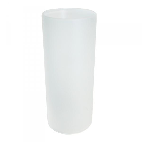 Reserveglas t.b.v. windlicht, per 3