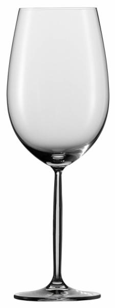 Rode wijnglas 130 Bordeaux, per 2
