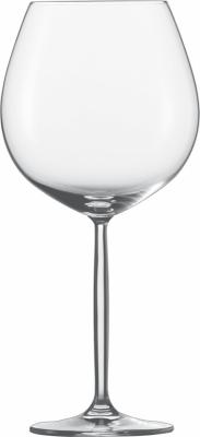 Bourgogne Goblet, geschenkset 2 glazen
