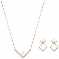 Set Collier & Oorstekers
