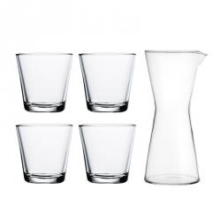 Set Karaf & Glazen 5-delig