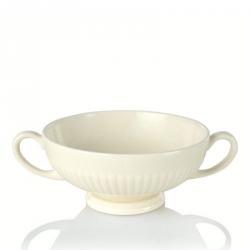 Soepkop 0,2 l gebroken wit porselein