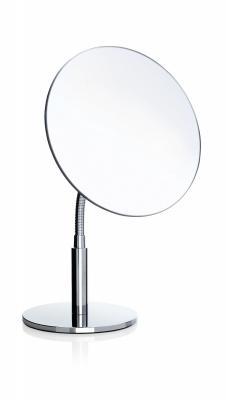 Blomus make-up spiegel Vista 5x vergroting gepolijst