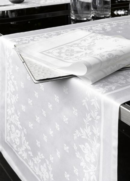 De Witte Lietaer.De Witte Lietaer Lilium Tafelkleed 160 X 310 Cm