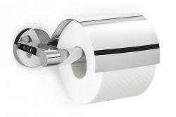 Toiletrolhouder met klep