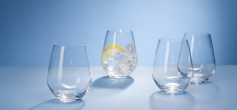 Waterglas 0,42 l, per 4