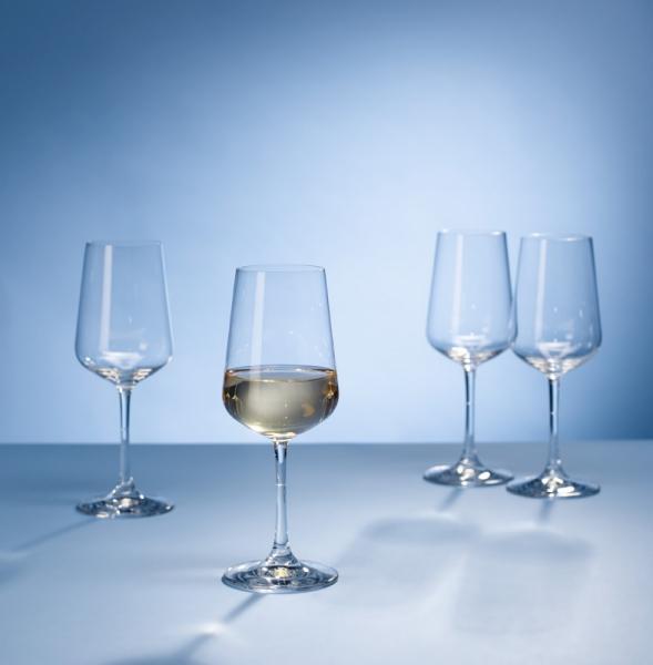 Witte wijnglas 0,38 l, per 4